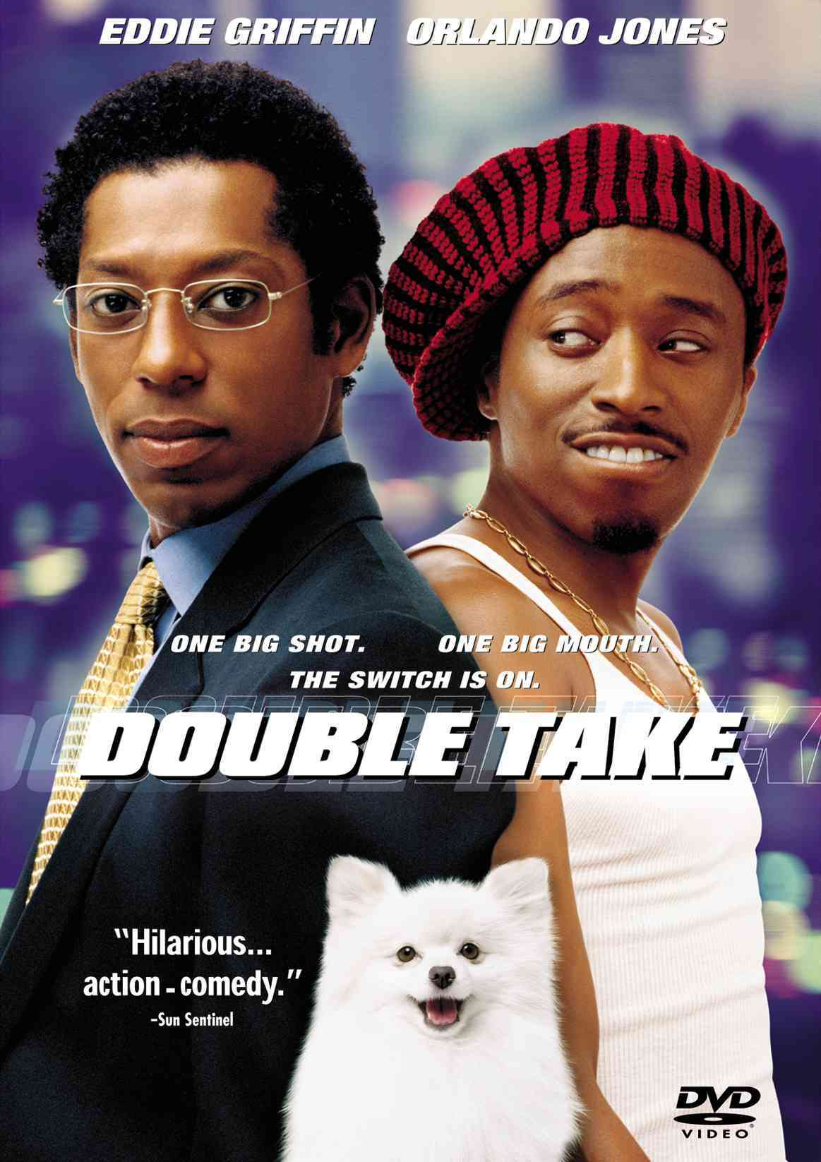DOUBLE TAKE BY JONES,ORLANDO (DVD)